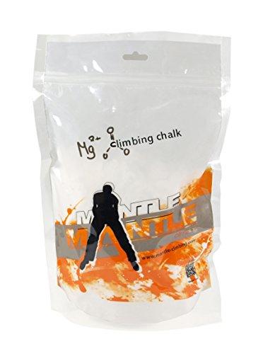 Mantle - Magnesite in Polvere 200 gr Chalk per Bouldering Crossfit Ginnastica Pole Dance