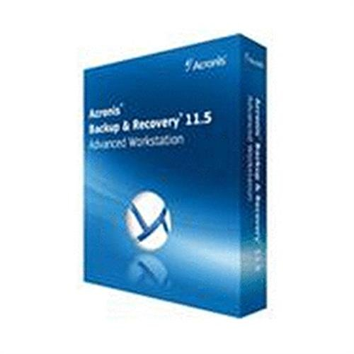 Acronis Backup & Recovery 11.5 Workstation incl. AAP BOX