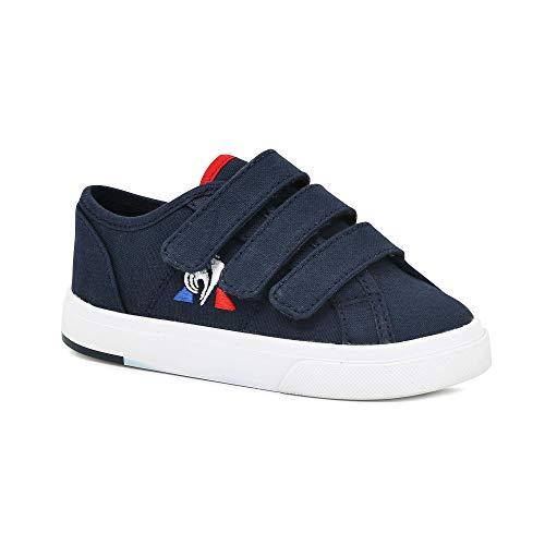 Le Coq Sportif Unisex-Kinder Verdon Inf Sneaker, Kleid Blau, 22 EU