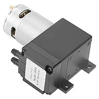 ミニポンプ、ミニ12W小型12Vポンプ、オイルレスポンプ、実験室用酸素発生器用