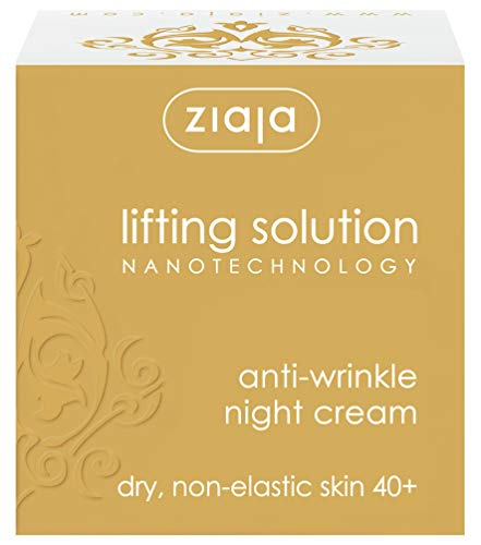 Ziaja Lifting Solution Crema de Noche Reductora