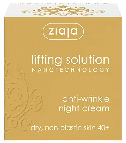 Ziaja Lifting Solution Crema de Noche Reductora de Arrugas - 50 ml