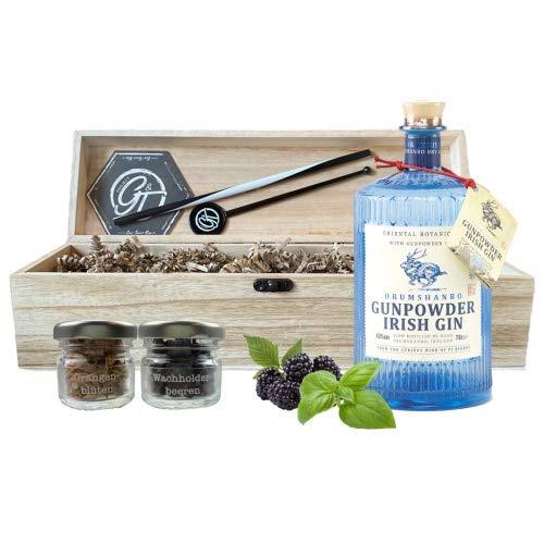 Drumshanbo Gunpowder Gin & Botanical Box