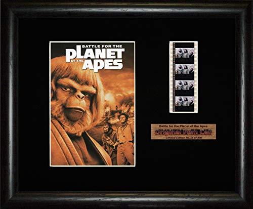 Batalla por el planeta de los simios - foto enmarcada