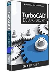 TurboCAD Deluxe 2D Design / 3D Modeling 2019 Windows [並行輸入品] パッケージ版