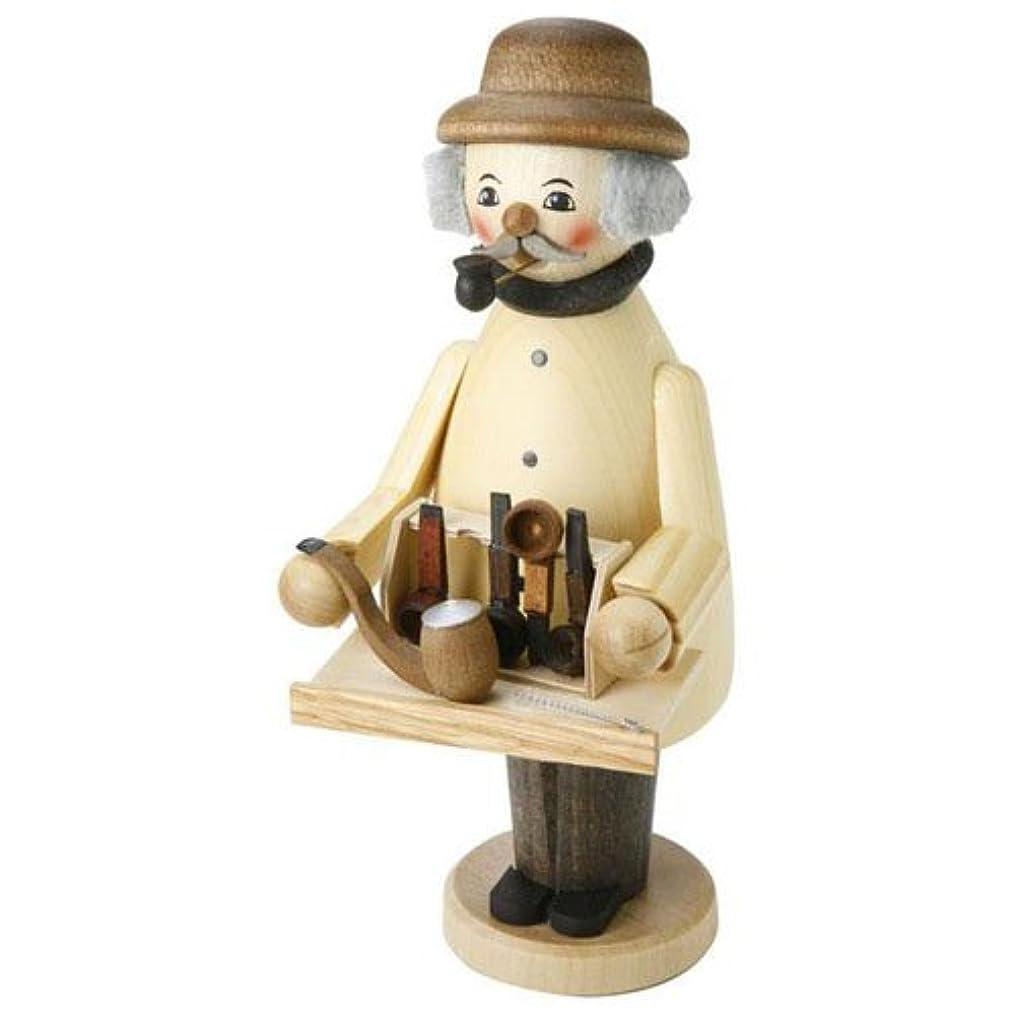 奨励煙突マント39089 Kuhnert(クーネルト) ミニパイプ人形香炉 パイプ売り