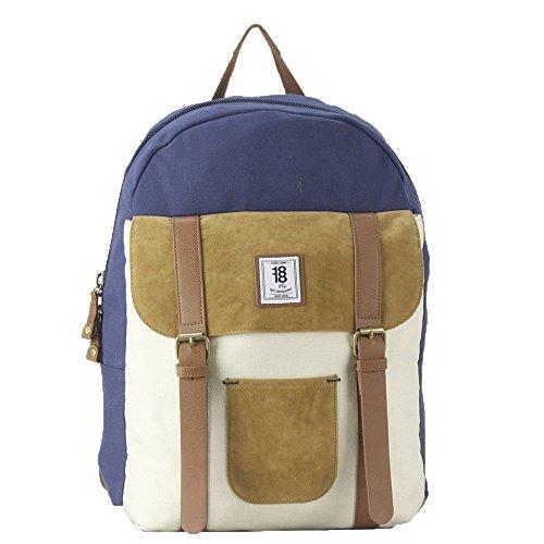 Mochila Grande Juvenil Escolar 1818 Chenson Porta Laptop 15 Pulgadas 1861895-9
