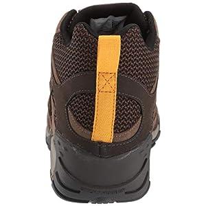 Merrell mens Alverstone Mid Wp Hiking Boot, Merrell Stone, 11 Wide US