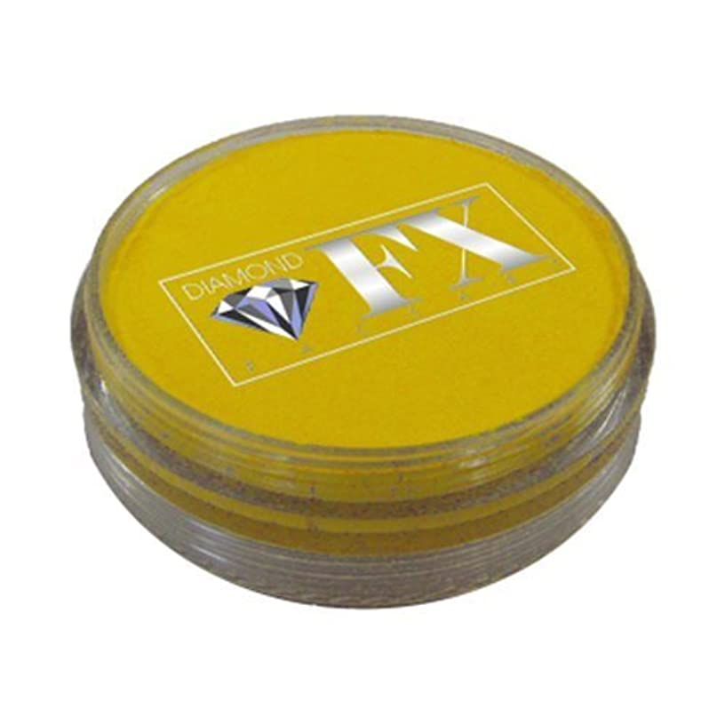 Diamond FX Essential Face Paint - Yellow (45 gm)
