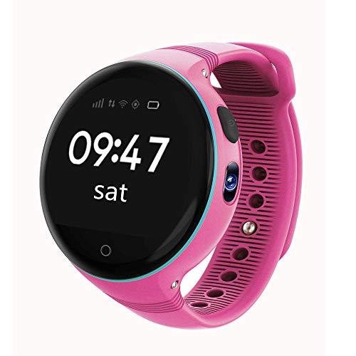 Reloj Inteligente IP68 Impermeable Deporte Fitness Pulsera Actividad Ritmo Cardíaco Reloj de Oxígeno en Sangre Reloj Smartwatch-Negro