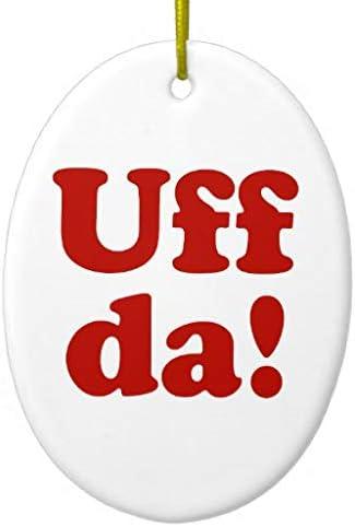 Uff Max 76% OFF Da Norwegian Expression Ceramic Ornaments 202 New mail order Christmas Tree