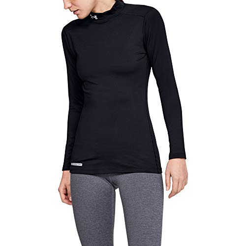Under Armour Womens ColdGear Authentics Compression Mock for 18.74