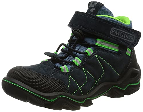 PRIMIGI PPTGT 83939 Sneaker, Navy/Nero/Cielo, 31 EU