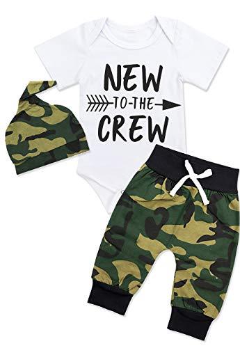 Newborn Baby Boy Clothes New to ...