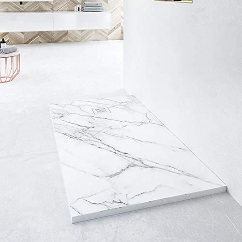 Plato de Ducha Resina CREATIVESKIN de NUOVVO® 90 cm de ancho 90x190cm