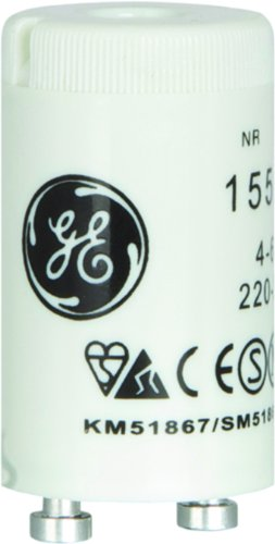 General Electric GEE039602 Antipasti 4/22 W per Neon Tube - Confezione da 2