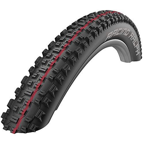 Cicli Bonin Schwalbe Racing Ralph Addix Velocidad TL fácil neumáticos de Aspecto de Piel de Serpiente, Color Negro, tamaño Size 27.5 x 2.10, 2, 30 x 30 x 30centimeters
