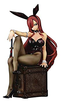ORCATOYS Fairy Tail  Erza Scarlet  Bunny Girl Version  1 6 Scale PVC Figure