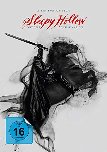 Sleepy Hollow - Exklusiv Limited Mediabook Edition - DVD - Blu-ray