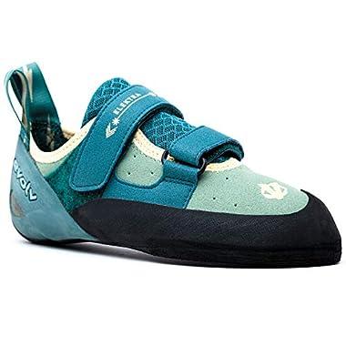 Evolv Elektra Climbing Shoe - Women's Jade/Seapine 6