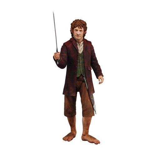 NECA NECA46846 - The Hobbit - Bilbo Beutlin Figure, 30 cm