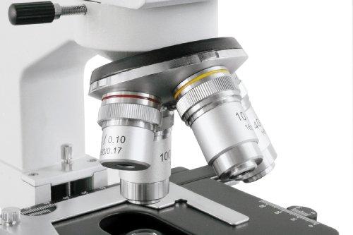 Bresser Researcher Trino 40-1000x Microscopio
