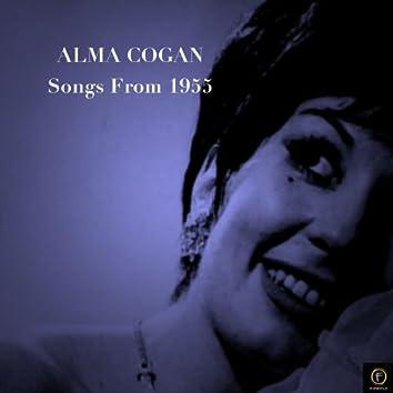 Alma Cogan, Songs from 1955