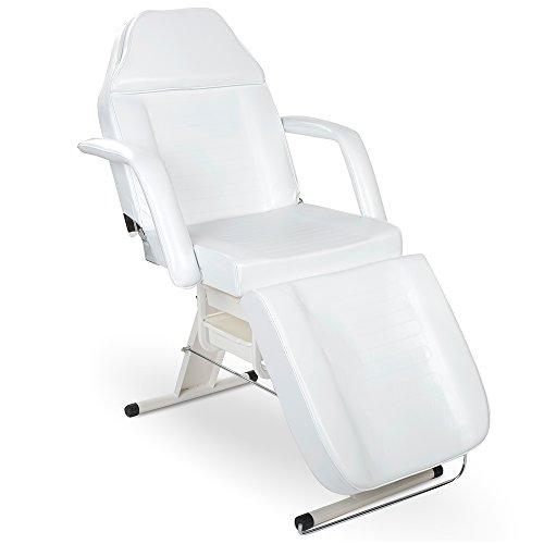 Manuelle/Mechanische Kosmetikliege weiß 100202