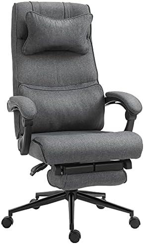 Top 10 Best executive office massage chair vibrating ergonomic computer desk chair 272 Reviews