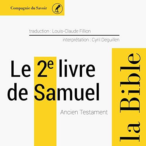 Couverture de Le 2e livre de Samuel