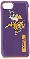 "FOCO NFL Minnesota Vikings Impact Dual Hybrid Ai7/8 Cover - TPU 4.7"" Screen Only"