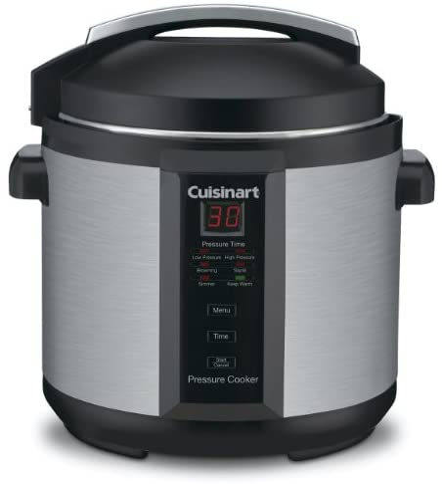 Top 10 Best cusinart pressure cooker Reviews