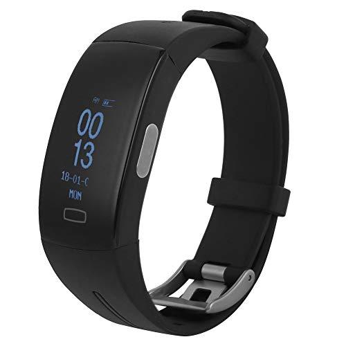 Reloj Inteligente deportivo Smartwatch Pulsera Inteligente Q3, Rastreador De Actividad Impermeable IP67 Con Monitor De Sueño, Reloj Contador De Calorías, Pulsera Inteligente Delgada Para Mujeres Y Hom
