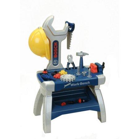 Theo Klein Bosch Junior Workbench Pretend Play Set Toys