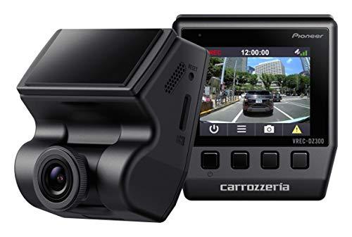 カロッツェリア(パイオニア) ドライブレコーダー VREC-DZ300 207万画素 Full HD WDR/GPS Gセンサー/対角111...