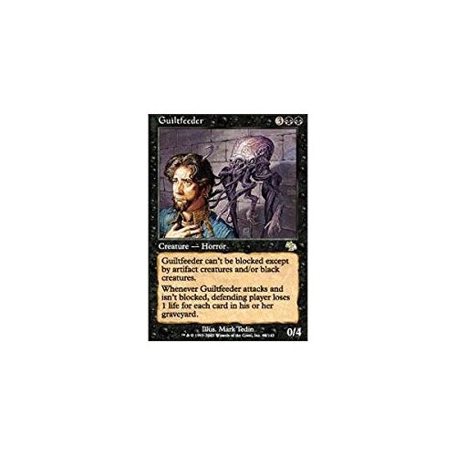 Magic: the Gathering - Guiltfeeder - Judgment