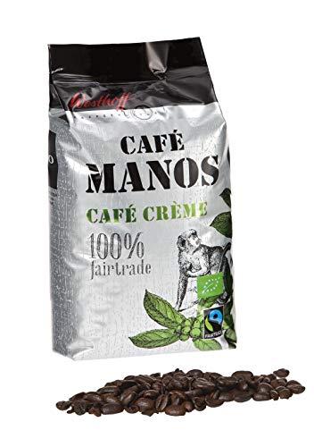 Westhoff Cafe Manos 1000 Gramm Bohne