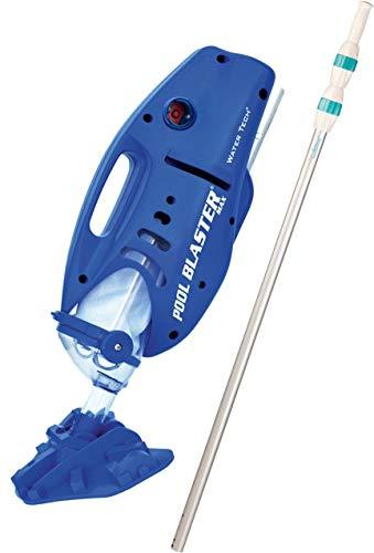 time4wellness Pool Blaster Catfish/Max/Max CG Poolsauger mit Teleskopstange (Pool Blaster Max, Komfort Plus Teleskopstange)