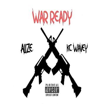 War Ready (feat. Alize)