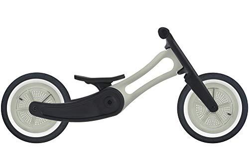 WISHBONE Bike - RE2 Raw - 2 Bikes-in-1 - vanaf de 2e jaar tot 6 jaar. Jaar te gebruiken.