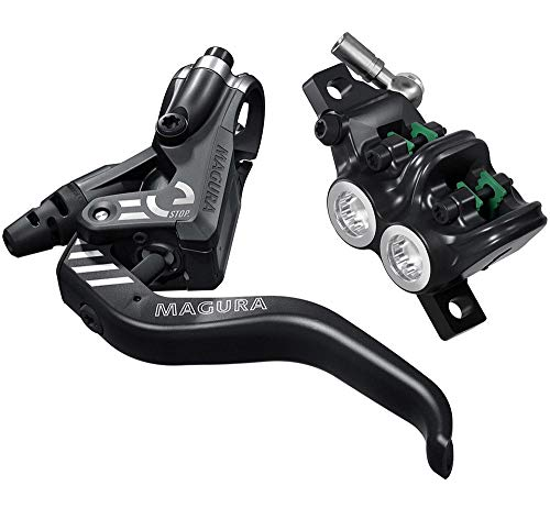 Magura MT5 eSTOP Bremshebel für Rechts/Links 2-Finger Aluminium-Leichtbau-Hebel Black 2021 Bremshebel schwarz