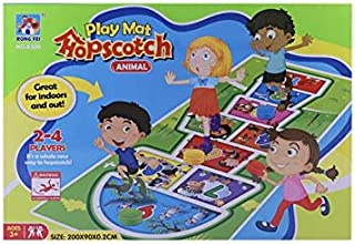 Hopscotch Giant play mat great for indoor and outdoor fun