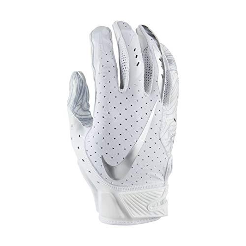 Nike Vapor Jet 5.0 Design 2018, American Football Skill Handschuhe - weiß Gr. XL