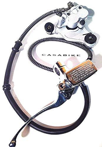 Vorderrad Bremsanlage Bremse komplett Motorroller ZNEN NOVA Retro Roller