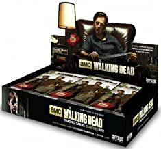 The Walking Dead - Season 3 Part 2 Trading Cards Sealed Hobby Box - HOT!!! by Cryptozoic Entertainment