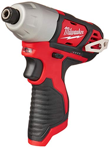 Milwaukee 2462-20 M12 1/4 Inch Hex Shank 12...