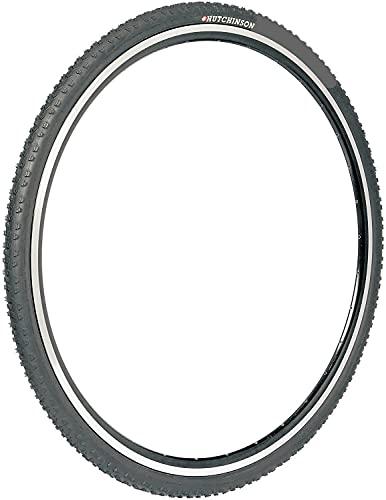 Qivor Neumático de Bicicleta sin tubería Listo Listo Cyclocross, Negro, 700 × 32 Pulgadas