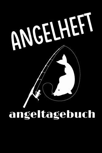 Angelheft Angeltagebuch: Angeltechniken Angeln an Der Ostsee