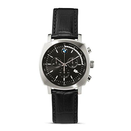 BMW 2018/2020 - Reloj de pulsera para hombre, color negro