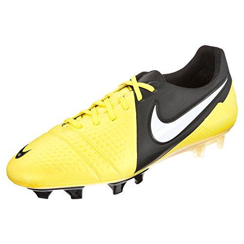 Nike S Ctr360 Maestri III Fg S Cleates Style# 525166 s, color Amarillo, talla 43 EU